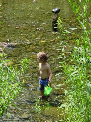Ez in River